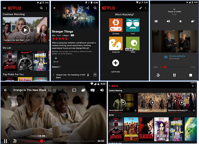 Download Netflix Apk for Android - MyApkPool