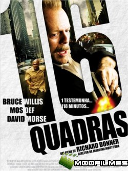 Capa do Filme 16 Quadras