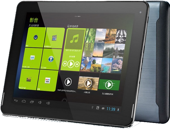 RK3188 Tablet: Pipo Max M6 review - Gadget Victims
