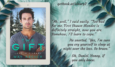 The Gift: Love in O'Leary Book 2, May Archer