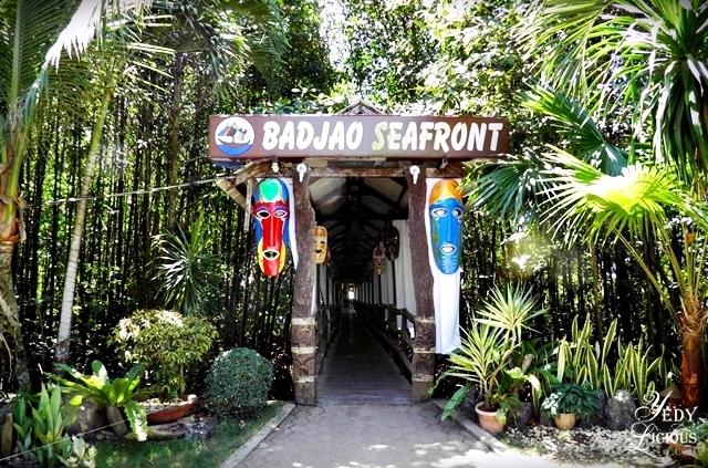 Badjao Seafood Restaurant at Puerto Princesa Palawan YedyLicious Manila Food and Travel Blog Review Best Restaurants in Palawan