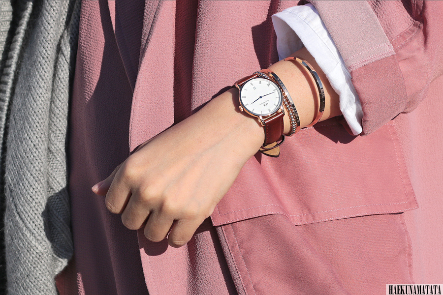 Daniel Wellington Dapper St Mawes & Rose Gold Cuffs Review + 15% Off Coupon