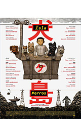 Isla de perros (2018) BDRip 1080p Latino AC3 5.1 / ingles DTS 5.1