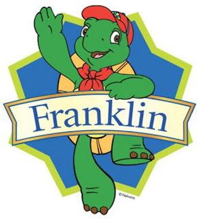 Resultado de imagem para franklin desenho