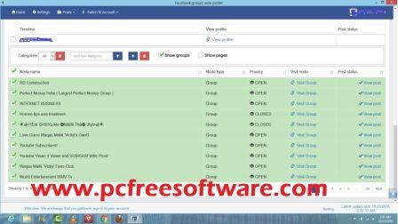 Facebook Groups Auto Poster Software Free Download