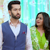 Anika herself is shocked seeing His Fiancee At Oberoi Mansion In Ishqbaaz