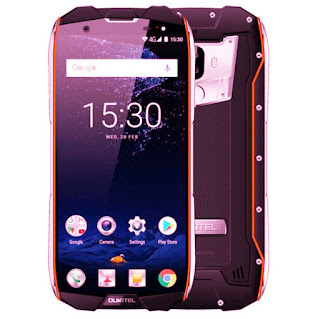 OUKITEL WP5000 Official Stock Firmware Flash File No Password