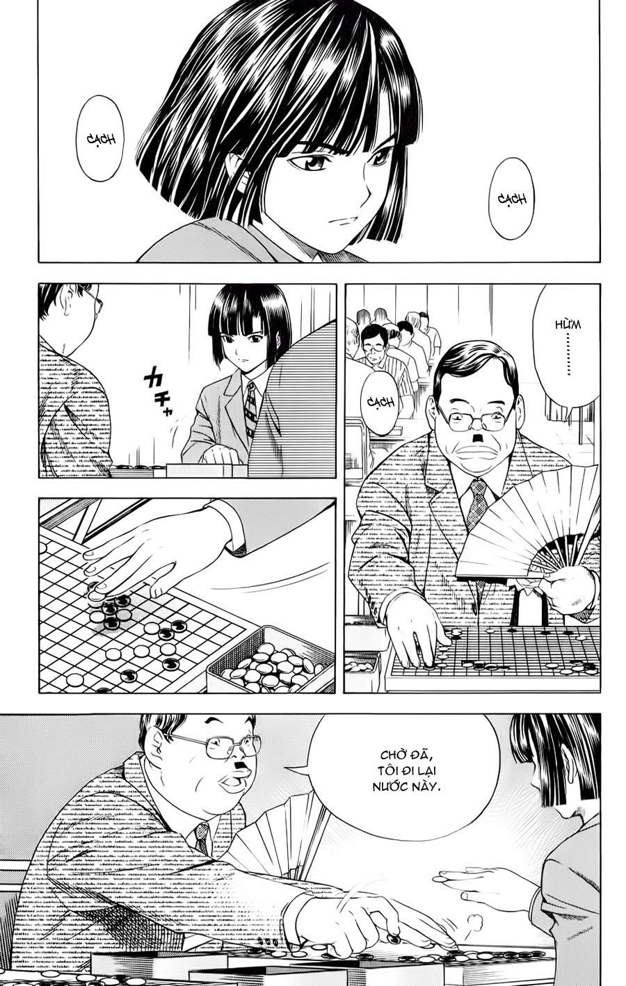 Hikaru No Go hikaru no go chap 72 trang 4