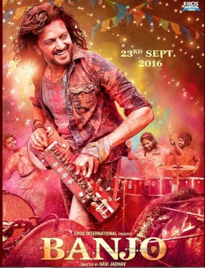 Banjo Movie Images, HD Wallpapers- Ritesh Deshmukh & Nargis Looks