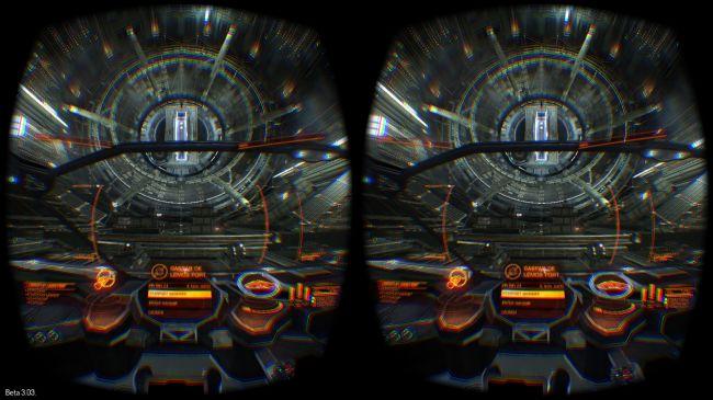 Elite Dangerous VR game