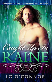 Caught Up in Rain by LG O'Connor