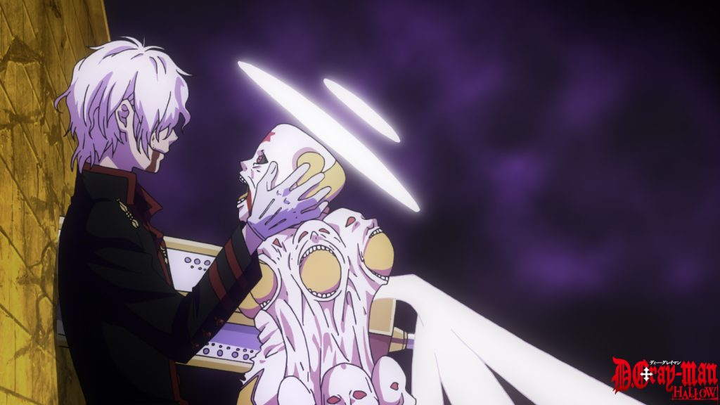 D.Gray Man Hallow Sub Indo