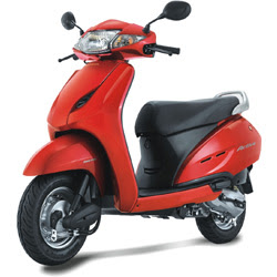 TVS Jupiter scooter 110cc