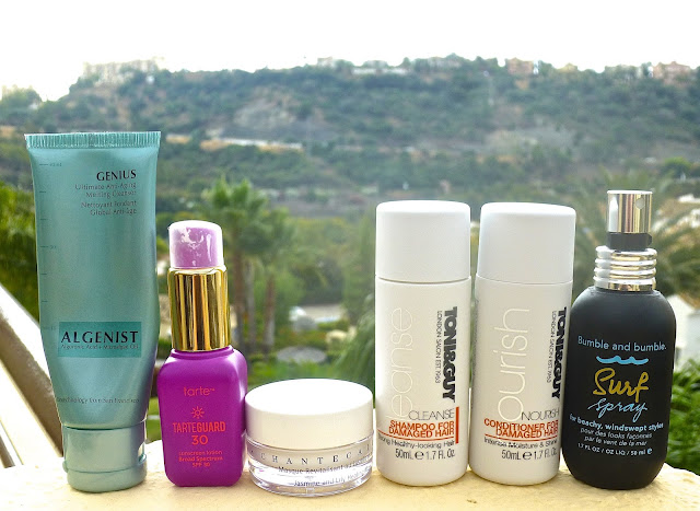 My Holiday Beauty Essentials 2015