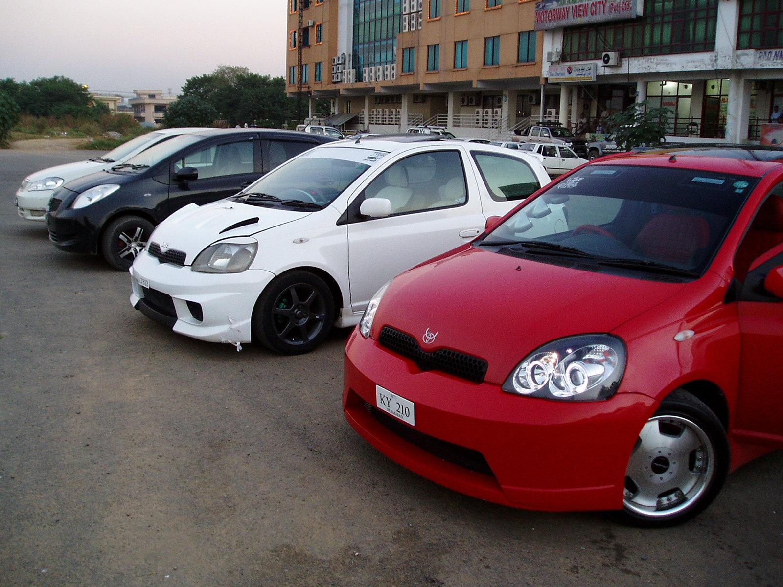 Ccx Car Wallpaper Toyota Vitz Car Models