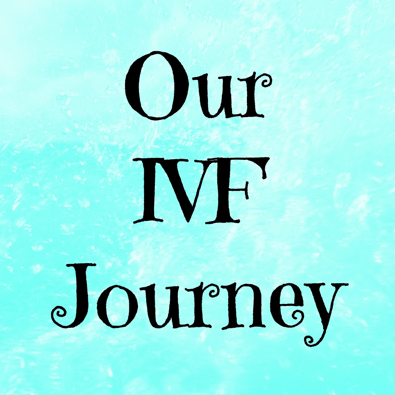 Our IVF Journey in 2016