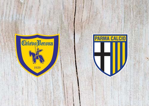Chievo vs Parma - Highlights 28 April 2019