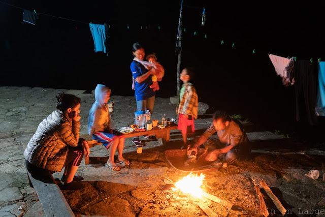 Patyay-Région de l'Ifugao-Luçon-Philippines
