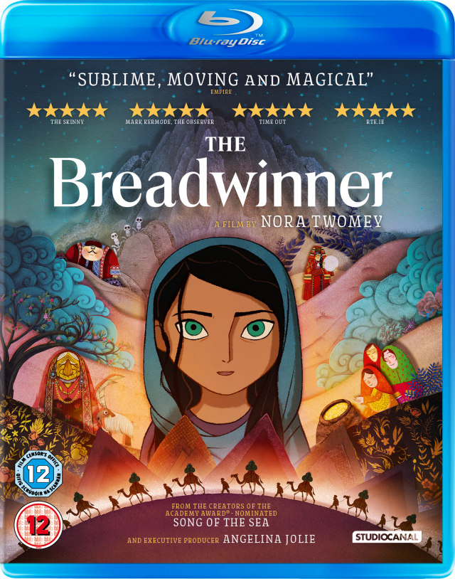 the breadwinner blu-ray
