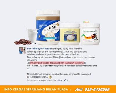 Vitamin Untuk Berpuasa Agar Kekal Sihat, Cergas Dan Bertenaga Sepanjang Hari.