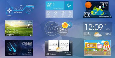 Widgets, Mobile widgets, Hava durumu, Weather, Android widget, android gadgets