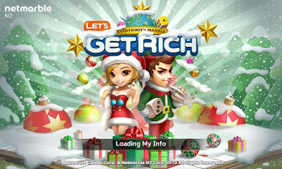 Download Line Let's Get Rich, Bukan Game Monopoli Biasa