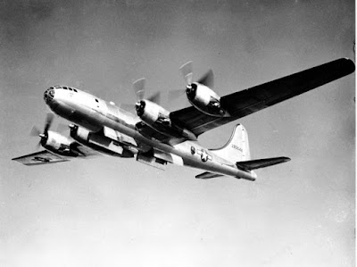 B-29 Superfortress; Credits: Associated Press