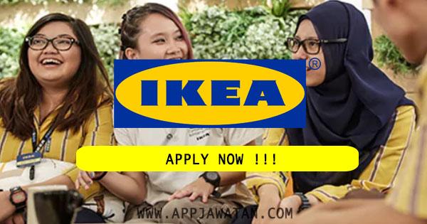 Jawatan Kosong di Ikano Handel Sdn Bhd (IKEA)