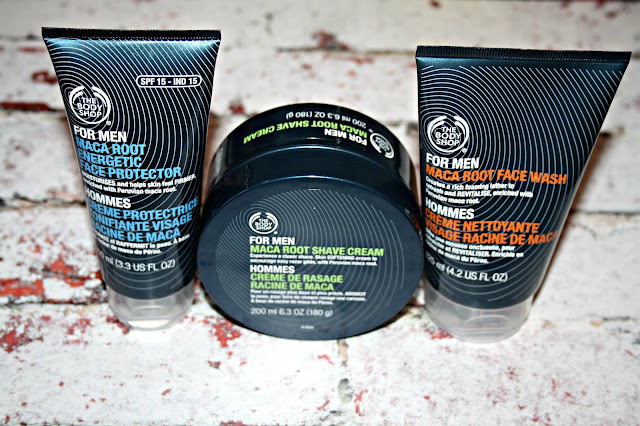 Modern Gent's Shaving Kit by The Body Shop