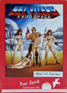 Portada Sex Vixens From Space