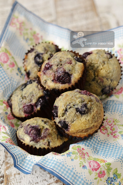 Bake For Happy Kids The Best Blueberry Buttermilk
