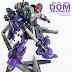 Custom Build: MG 1/100 MS-09x [ADV] Dom Advanced