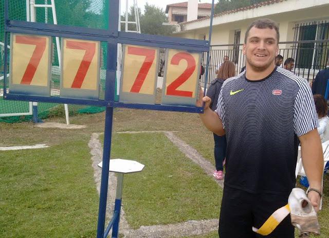 """Αναστασάκης: """"Έτοιμος για το Παγκόσμιο Πρωτάθλημα"""""""