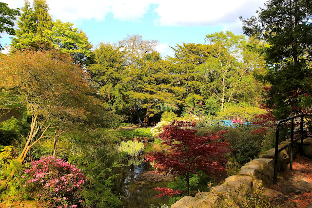 Johnston Gardens Aberdeen Scotland