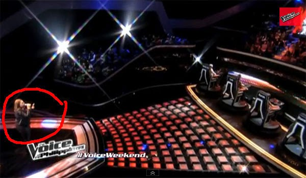 Karla Estrada, the mother of the teen heartthrob 'Daniel Padilla,' joined the blind auditions of The Voice of the Philippines season 2.
