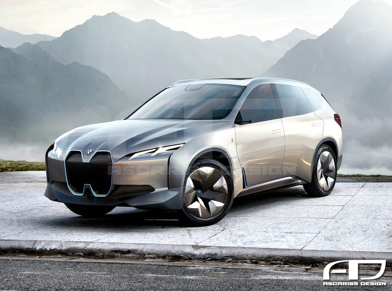 BMW i Vision Dynamics SUV Concept