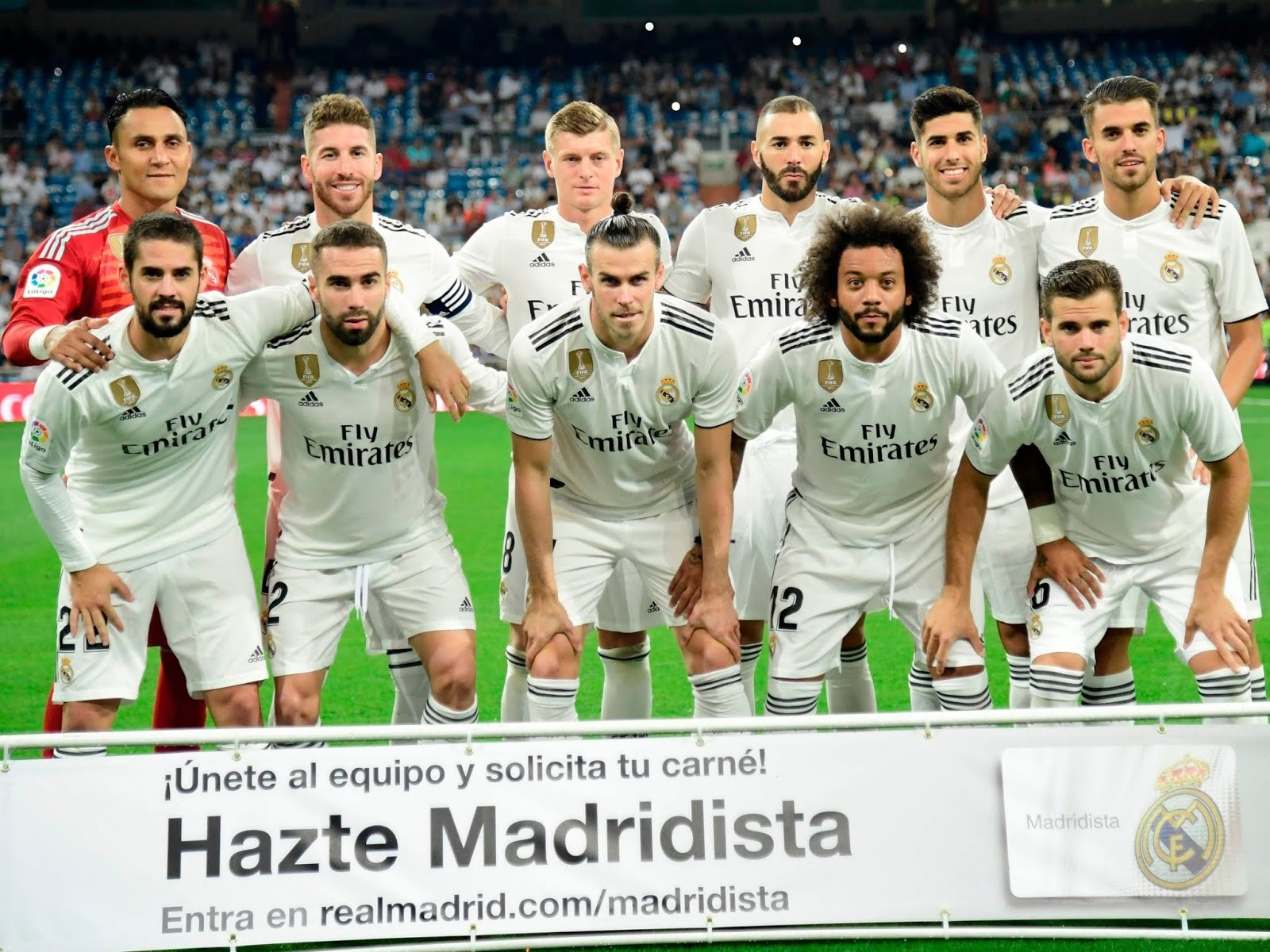 مباراة ريال مدريد وفياريال 03-01-2019 الدوري الاسباني