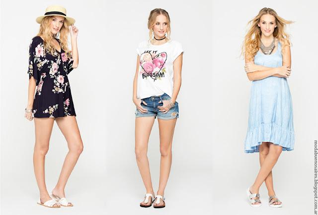 Moda primavera verano 2017 moda mujer ropa moda mujer 2017.