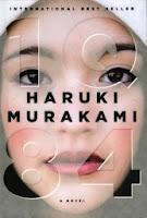 """1Q84"""" by Haruki Murakami – Front Cover"""