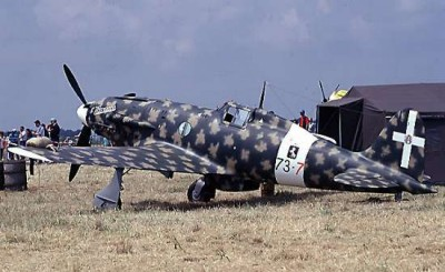 Fiat G.55 Centauro color photos of World War II worldwartwo.filminspector.com