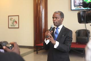Osinbajo rejects multi-billion new VP residence