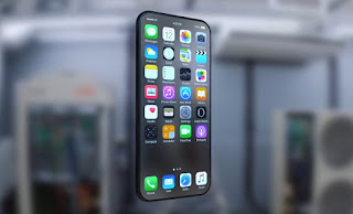 iPhone 8 Concept Transparant