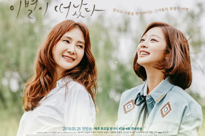 Sinopsis Drama Korea Parting Left/Goodbye to Goodbye