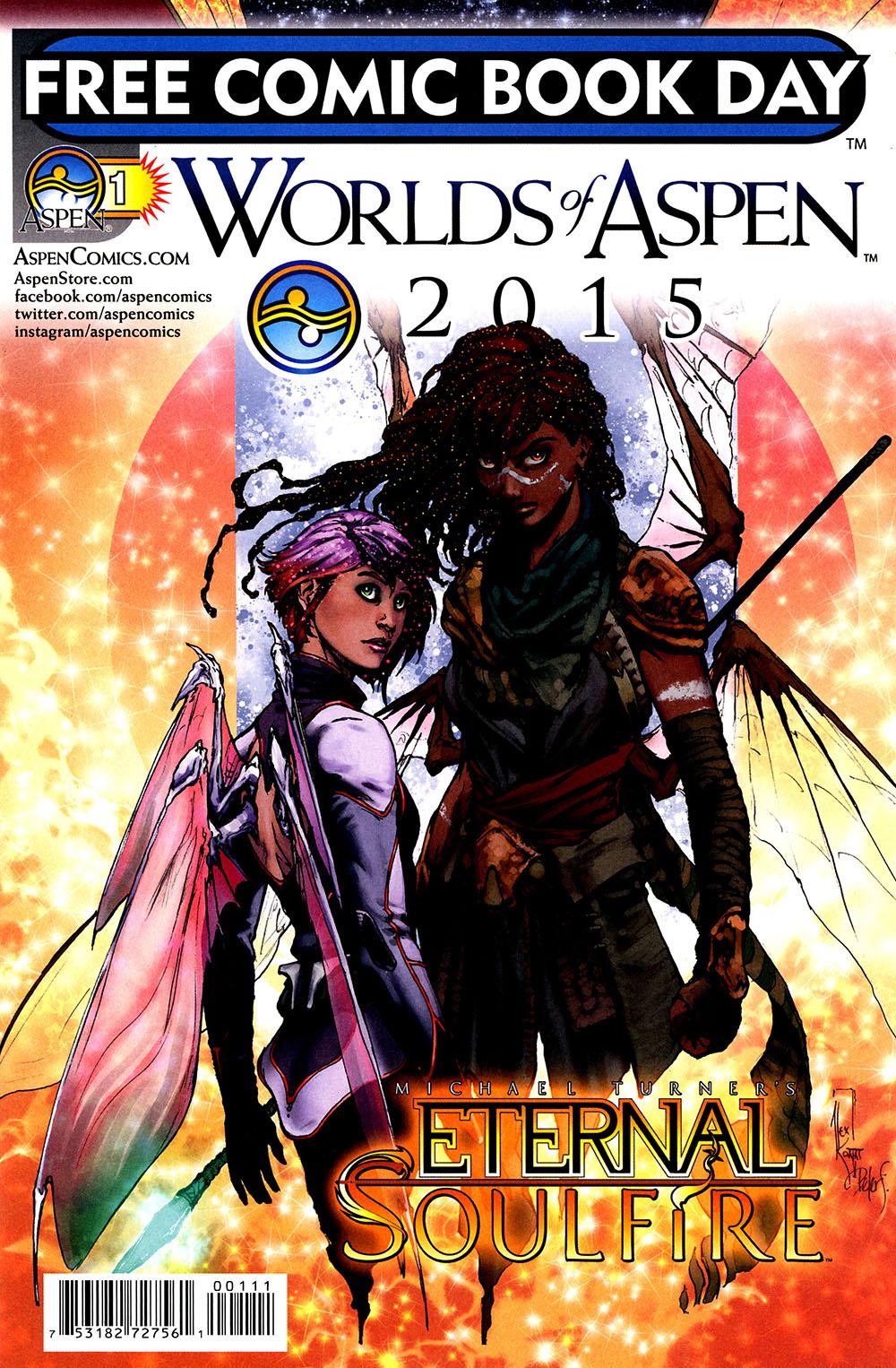 Free Comic Book Day 2015 – Worlds of Aspen | Viewcomic