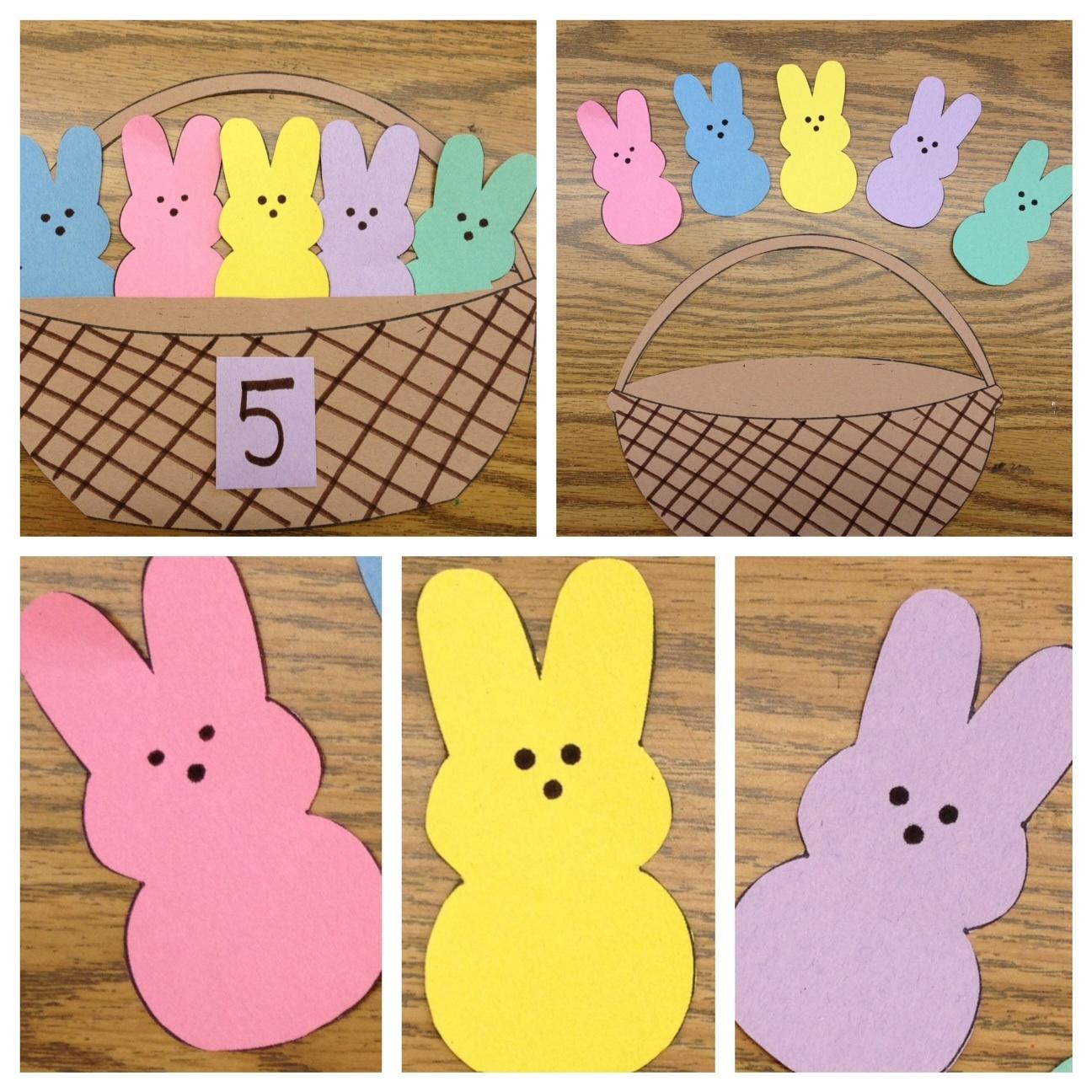 Marshmallow Peep Craft