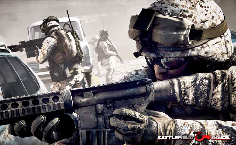 De Gamer pra Gamer: Battlefield 3 vídeo do inédito modo cooperativo