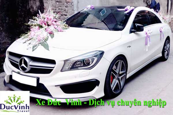 Cho thuê xe cưới Mercedes tại Đà Nẵng