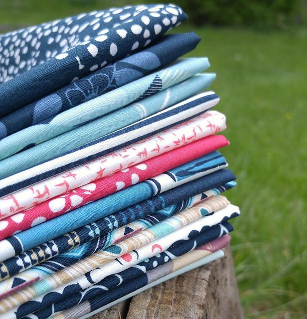 Pat Bravo Dare Essential II Fabrics