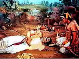 रावण और लक्ष्मण कहानी - जीवन की शिक्षा