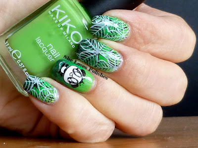 She Loves Polishes: Earth Day 2017 Nail art